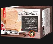Foie gras de canard entier du Sud-Ouest