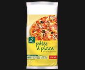 2 Pâtes à pizza