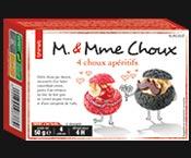 4 choux M. et Mme