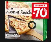 La 2ème boite de 2 Flamm'kueche à -70 % !