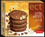8 Select™ Mini bâtonnets Vanille gousse Bourbon