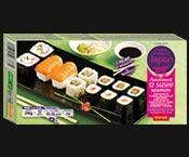Assortiment de 12 sushi saumon