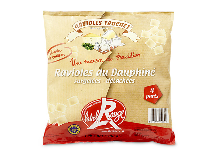 Ravioles Truchet Label Rouge