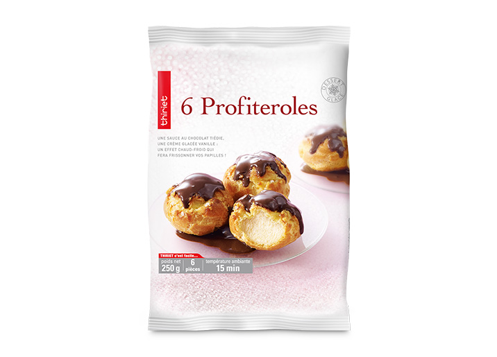 6  Profiteroles