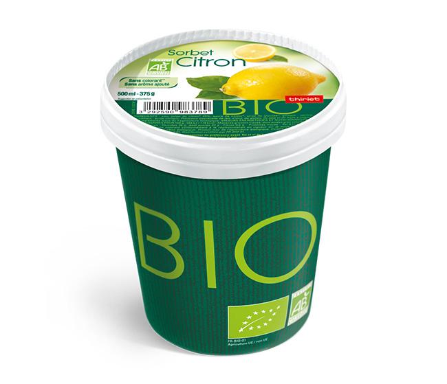 Biologique 500 ml Citron