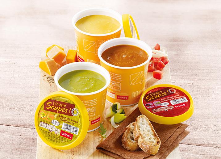 L'instant Soupes !™ Légumes du soleil