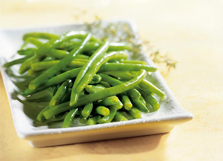 Haricots verts très fins biologiques