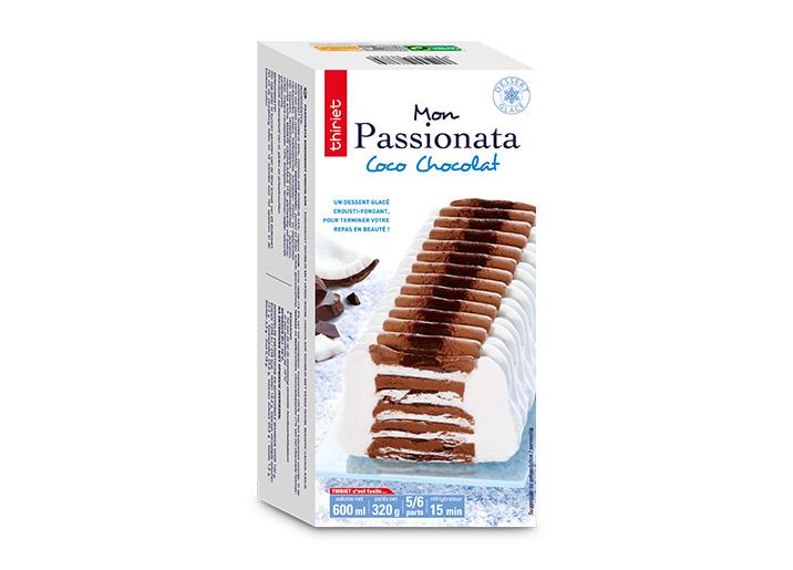 Passionata™ noix de coco/chocolat