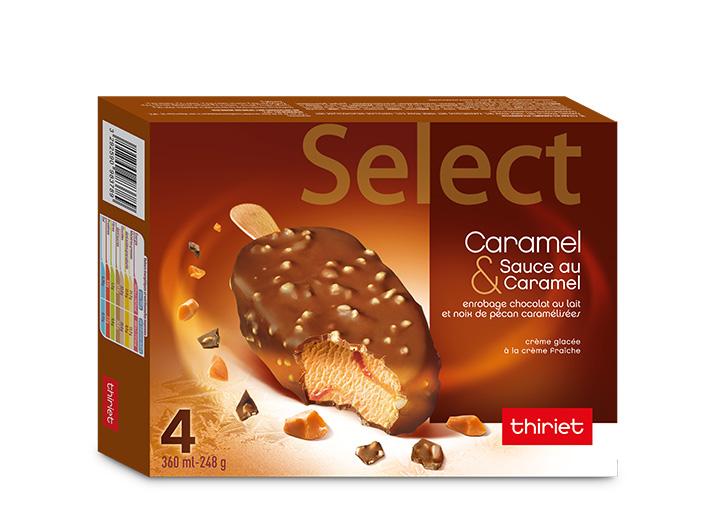 4 Select™ Caramel pécan