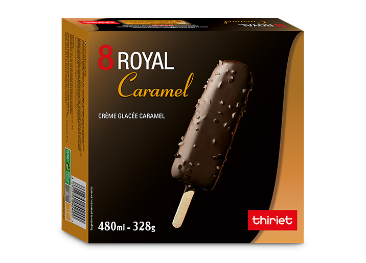 8 Royal™ Caramel