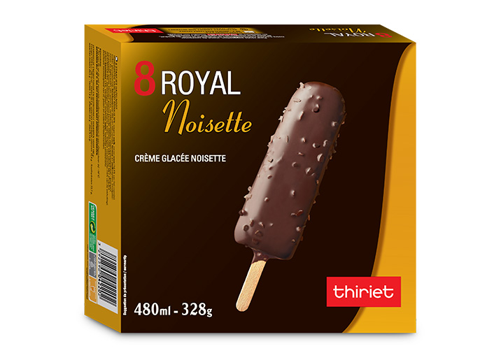 8 Royal™ Noisette
