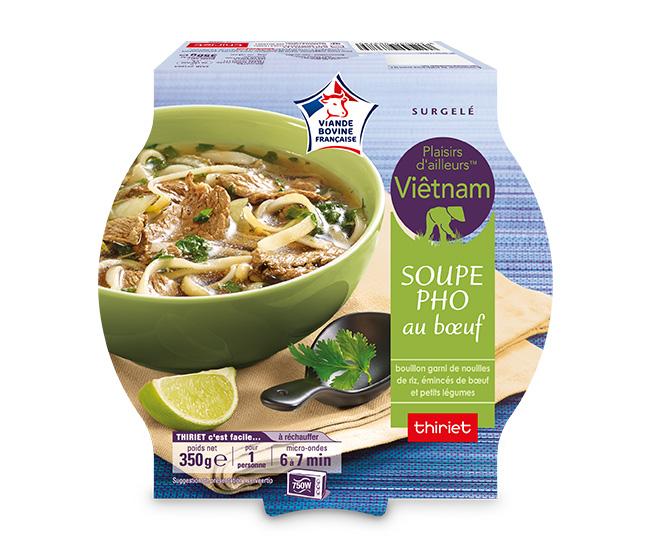 Soupe Pho au boeuf