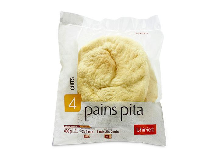 4 Pains pita