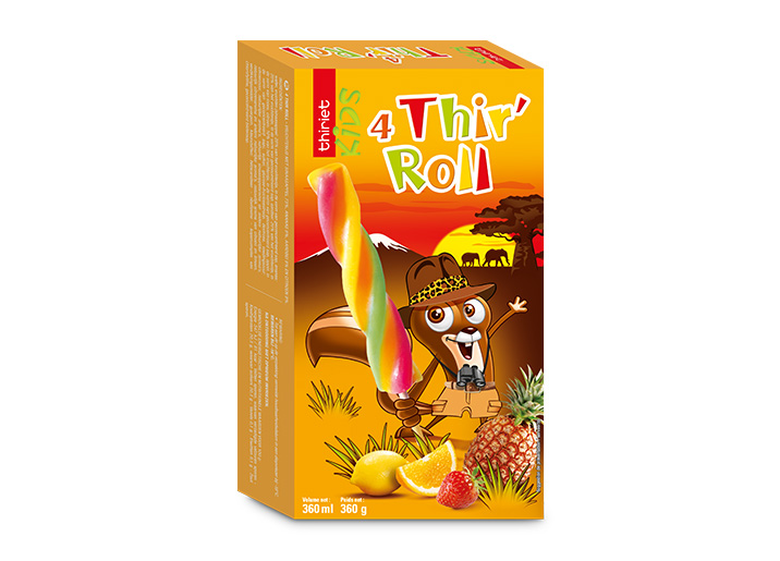 4 Thir'Roll