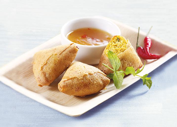 6 Samossas poulet