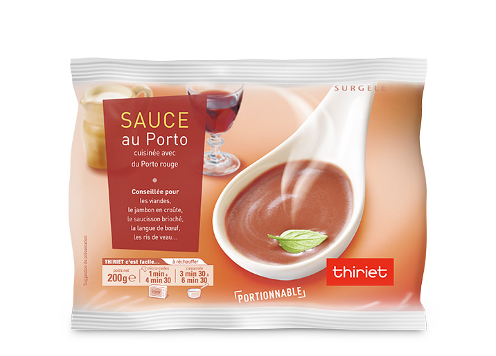 Sauce au Porto