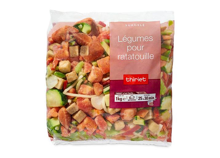 Légumes pour ratatouille
