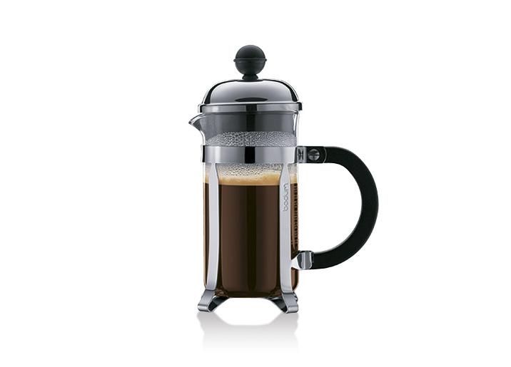 Cafetière à piston 4 tasses 0,5 L