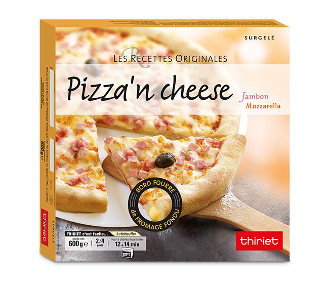 Pizza'n cheese™