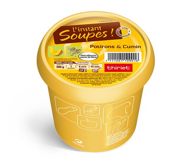 L'instant Soupes !™ Potirons & cumin