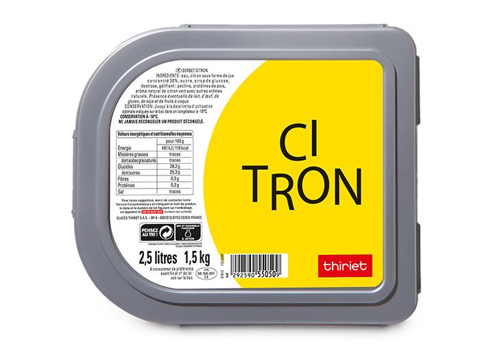 Grand'Saveurs™ Maxi Citron
