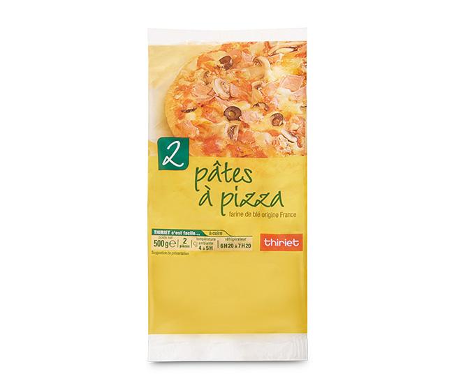 Pâtes à pizza : La 3ème offerte !