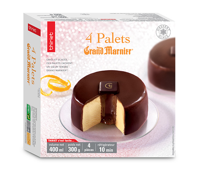 4 Palets Grand Marnier®