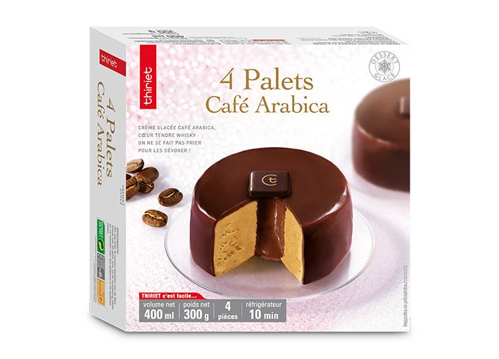 4 Palets café arabica