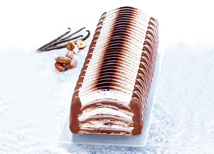 Passionata™ vanille/chocolat/noisette