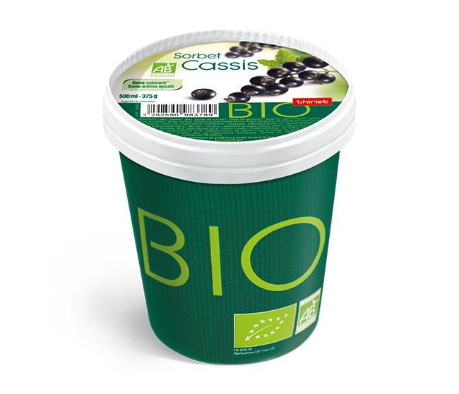 Biologique 500 ml cassis