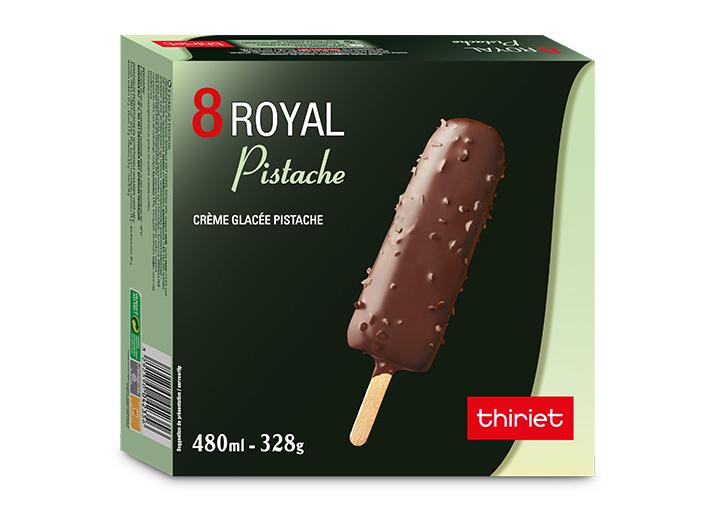 8 Royal™ Pistache