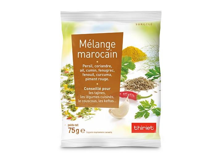 Mélange marocain