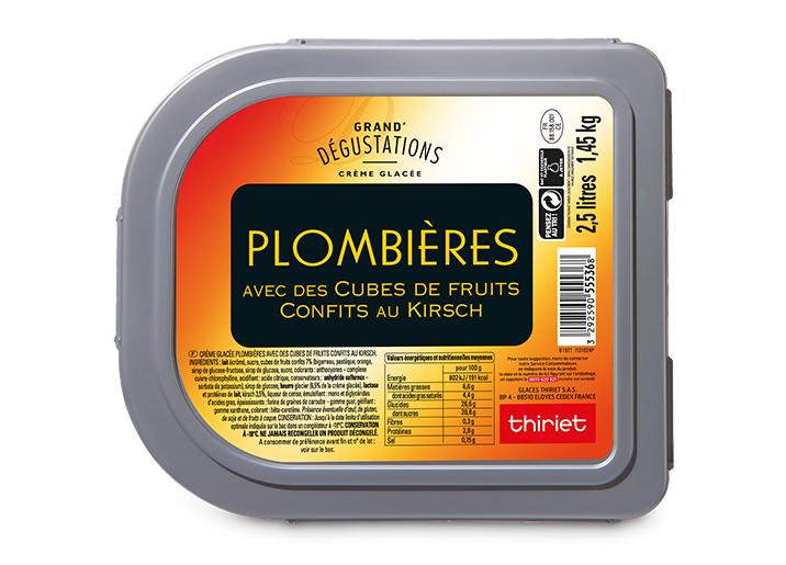 Grand'Dégustations™ Maxi Plombières