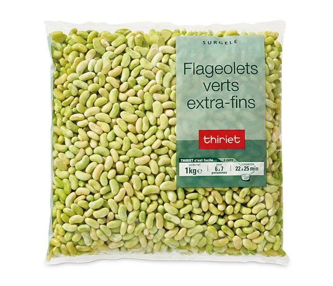 Flageolets verts extra-fins