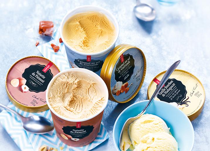 Pot Crème Glacée Vanille de Madagascar
