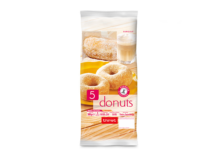 5 Donuts