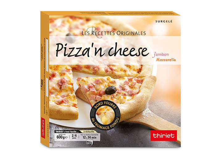 Pizza'n cheese™