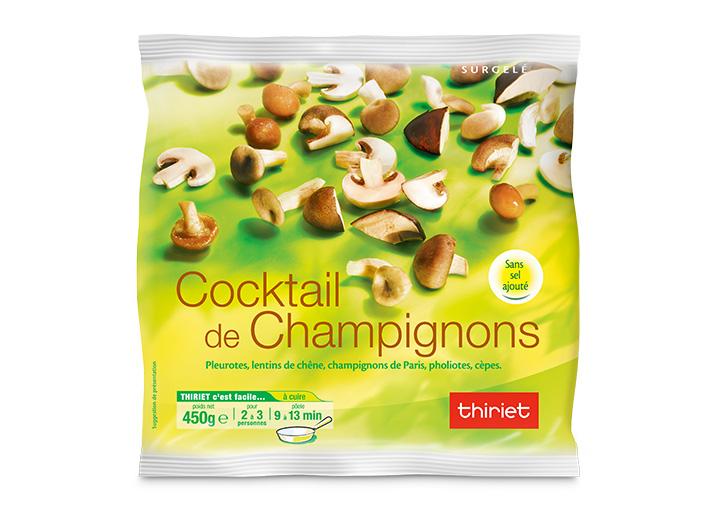 Cocktail de champignons