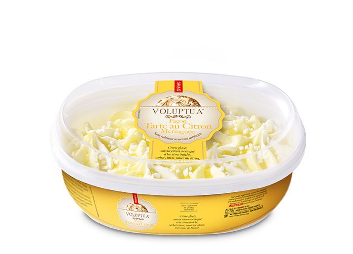 Voluptua™ Façon Tarte au citron meringuée