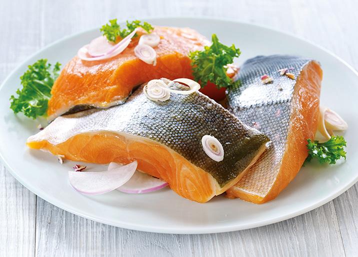 4 pav s d 39 omble chevalier surgel gamme poissons - Cuisiner l omble chevalier ...