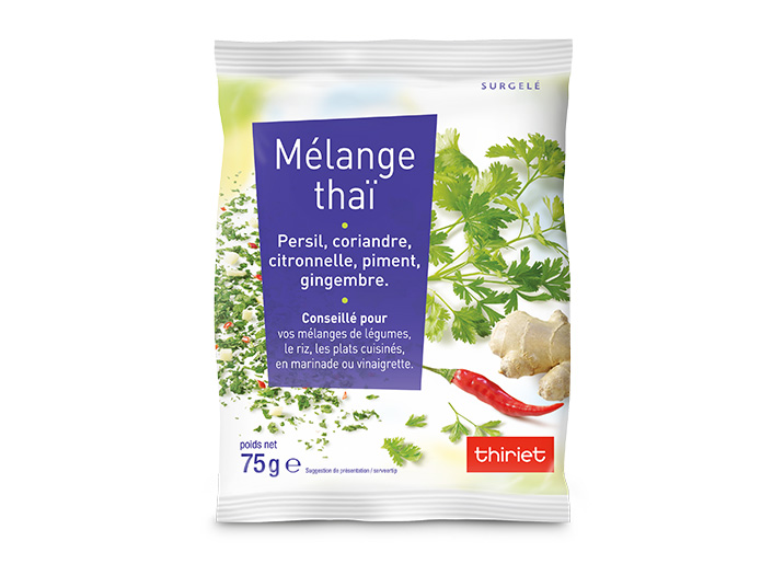 Mélange thaï