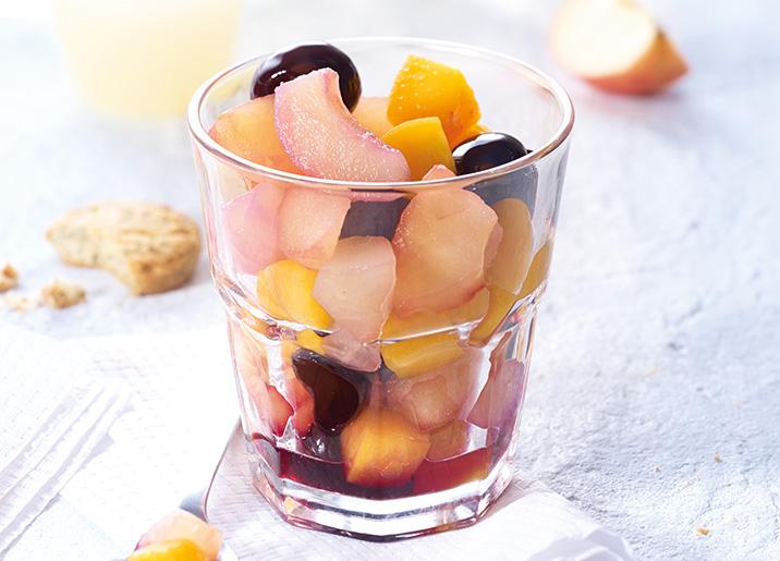 2 sachets de fruits au choix
