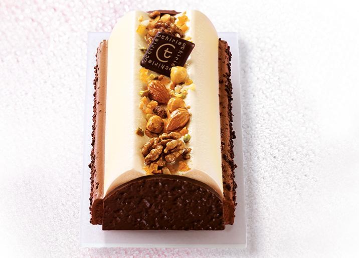 Truffé™ Sélection façon mendiant caramel/chocolat