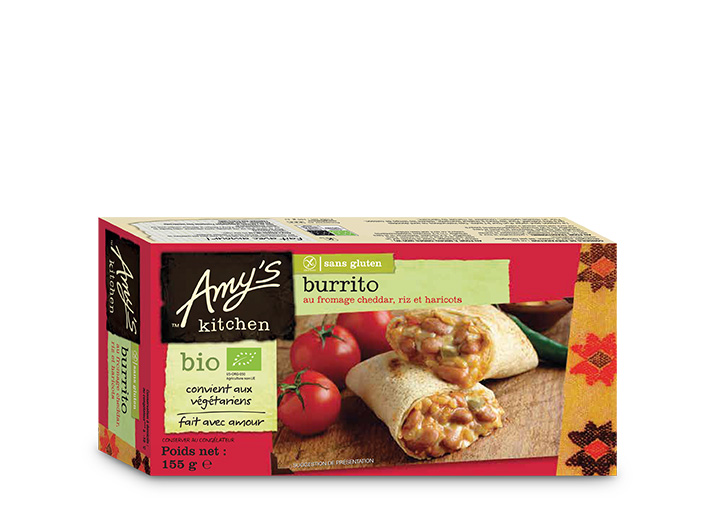 Burrito sans gluten