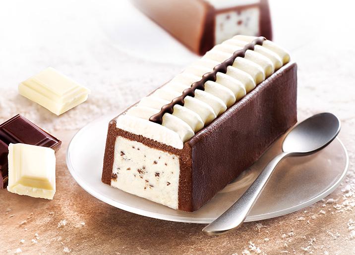 6 Passionata™ Chocolat/chocolat blanc