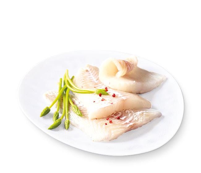 Filets d'églefin
