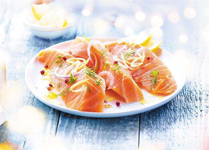 8 escalopes de saumon atlantique surgel gamme s lection - Cuisiner saumon surgele ...