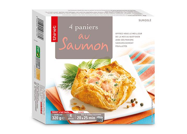 20 paniers saumon