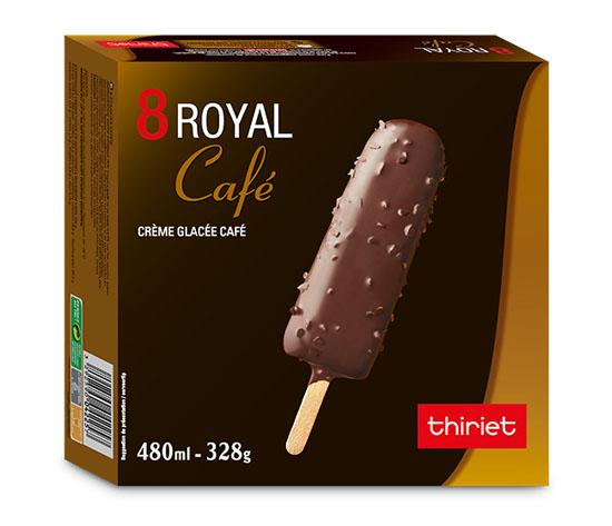 8 Royal™ Café