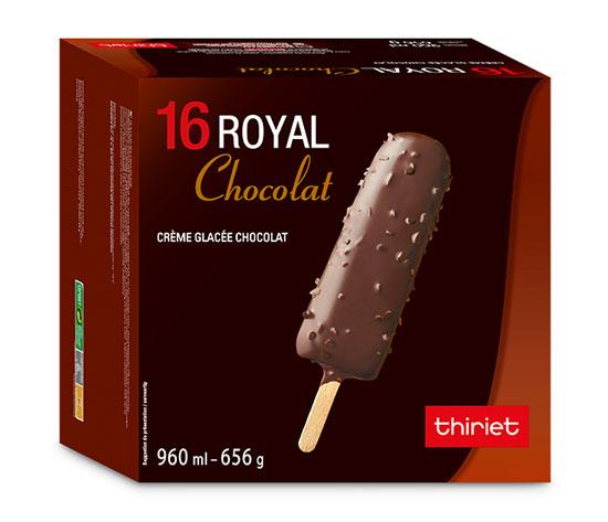 16 Royal™ Chocolat